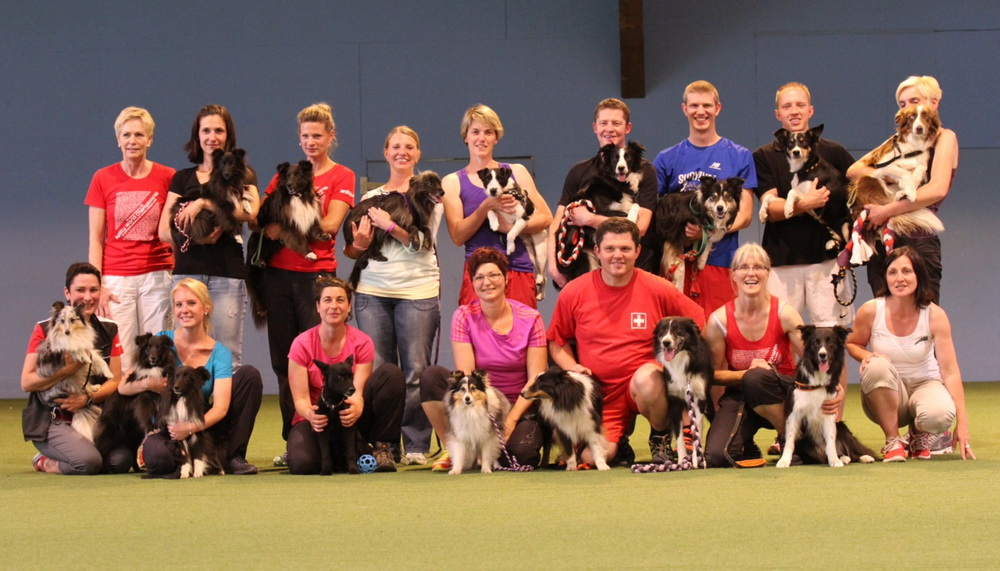 Agility Nationalmannschaft 2015